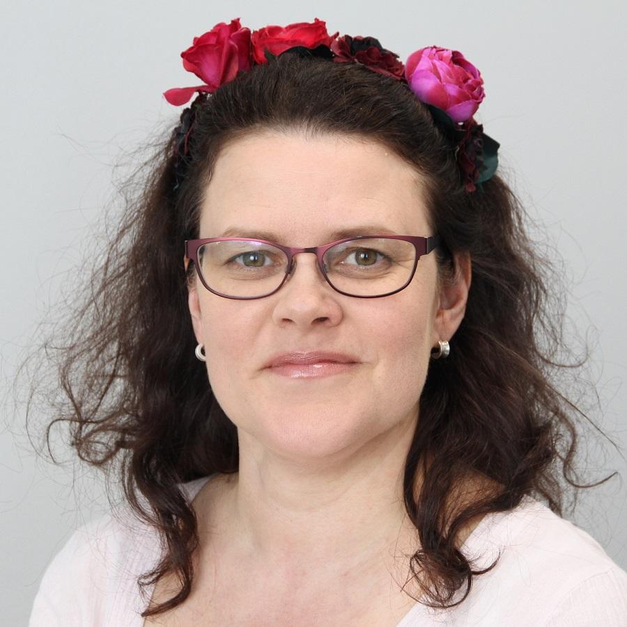 Johanna Tuliainen, Coordinator.